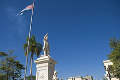 Jose Marti, Cienfuegos, Cuba Stock Photo