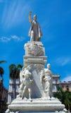 Jose Marti, Havana fotografering för bildbyråer