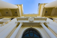 Jose Marti Library Neoclassical Architecture-Santa Clara,Cuba Royalty Free Stock Photography