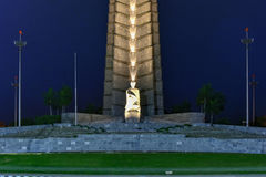 Jose Marti Memorial Monument - Havana, Cuba Stock Images