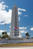 Jose Marti monument Stock Images