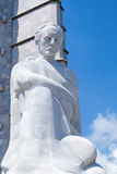 The Jose Marti monument at the Revolution Square in Havana Stock Images