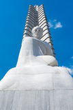 The Jose Marti monument at the Revolution Square in Havana Royalty Free Stock Photo
