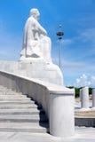 The Jose Marti monument at the Revolution Square in Havana Stock Photo
