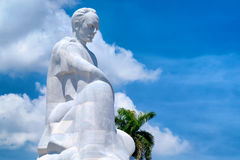 The Jose Marti monument at the Revolution Square in Havana Stock Photography