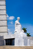 The Jose Marti monument at the Revolution Square in Havana Royalty Free Stock Image