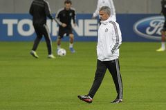 Jose Mourinho στοκ εικόνα