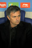 Jose Mourinho of Real Madrid Stock Photos