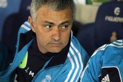 Jose Mourinho of Real Madrid Stock Image