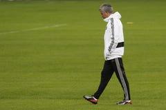 Jose Mourinho svek arkivbild
