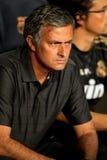 Jose Mourinho von Real Madrid lizenzfreies stockbild
