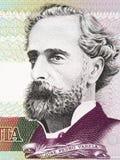 Jose Pedro Varela portrait Stock Photos
