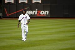 Jose Reyes - jugador de béisbol de Mets Foto de archivo