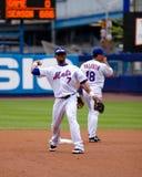 Jose Reyes New York Mets Fotografia de Stock Royalty Free