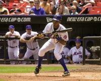 Jose Reyes, New York Mets Imágenes de archivo libres de regalías