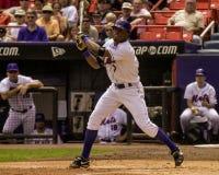 Jose Reyes, New York Mets Royalty-vrije Stock Foto's