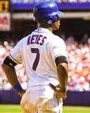 Jose Reyes, new york mets Fotografia Stock