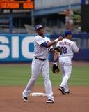 Jose Reyes, New York Mets Fotografía de archivo