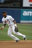 Jose Reyes, New York Mets Στοκ εικόνες με δικαίωμα ελεύθερης χρήσης