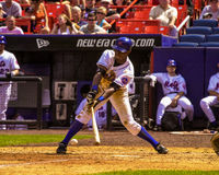 Jose Reyes, New York Mets Royalty Free Stock Photos