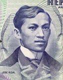 Jose Rizal Arkivfoto