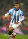 Jose Rodon of Malaga CF Stock Photography