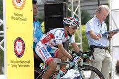 Jose Rojano (VEN) Rider Tabriz Petrochemichal Royalty Free Stock Image