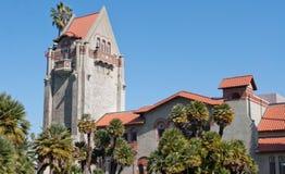 jose San stan wierza uniwersytet Zdjęcie Royalty Free