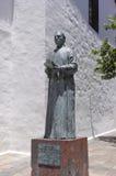 Jose Torres Padilla, San Sebastian de Gomera, Spain Royalty Free Stock Photos
