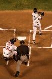 Jose Vizcaino, 2000 campionati di baseball Fotografia Stock Libera da Diritti