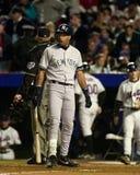 Jose Vizcaino, 2000 campionati di baseball Fotografia Stock