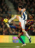 Joseba Llorente of Real Sociedad Royalty Free Stock Photography