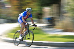 Josef Cerny in cycling race Royalty Free Stock Photos