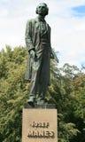 Josef Manes Statue royaltyfri bild