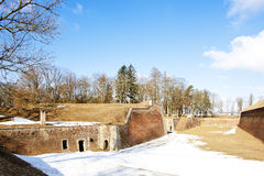 Josefov Fortress Royalty Free Stock Photos