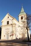 josefskirche kahlenberg st Vienna zdjęcie royalty free