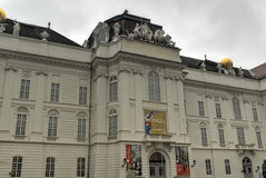 Josefsplatz - Vienna, Austria Royalty Free Stock Image