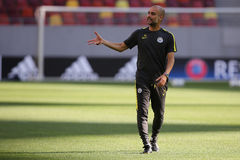 Josep Guardiola Stock Images