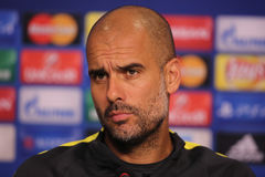 Josep Guardiola Stock Photo