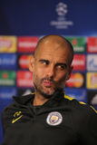 Josep Guardiola Royalty Free Stock Photo