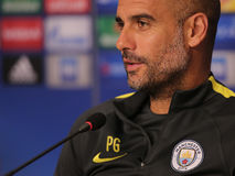 Josep Guardiola Stock Photography