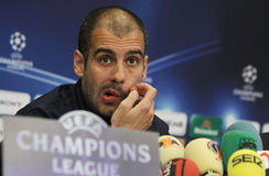 Josep Guardiola Royalty Free Stock Images