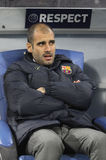 Josep Guardiola Royalty Free Stock Image