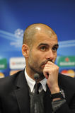 Josep Guardiola Stockfotos
