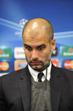 Josep Guardiola Lizenzfreie Stockfotos