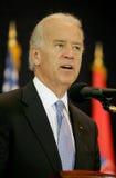 Joseph Biden in Serbia Stock Image