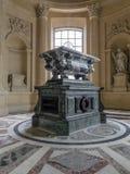 The Joseph Bonaparte sarcophagus Royalty Free Stock Image