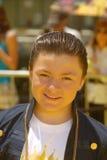 Joseph Castanon «στον αξιοκαταφρόνητο εγώ» πρεμιέρα του Λος Άντζελες, L.A. ζωντανός, Λος Άντζελες, ΠΕΡΙΠΟΥ 06-27-10 Στοκ εικόνα με δικαίωμα ελεύθερης χρήσης