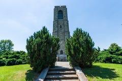 Joseph Dill Baker Memorial Carillion-de Bouw in Frederick, Mary stock foto's