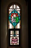 Joseph e Jesus Fotografia de Stock Royalty Free